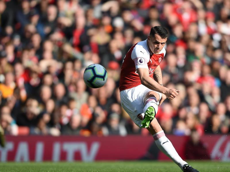 Emery urged to drop Granit Xhaka