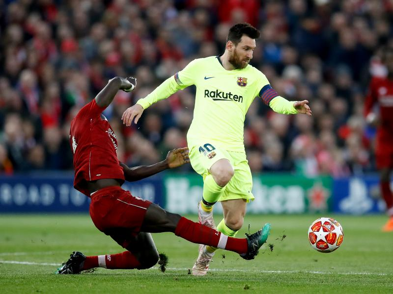 Messi still haunted by Anfield nightmare