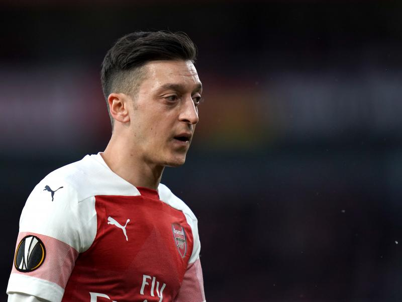 Mesut Ozil names four Arsenal youngsters who have impressed on US tour
