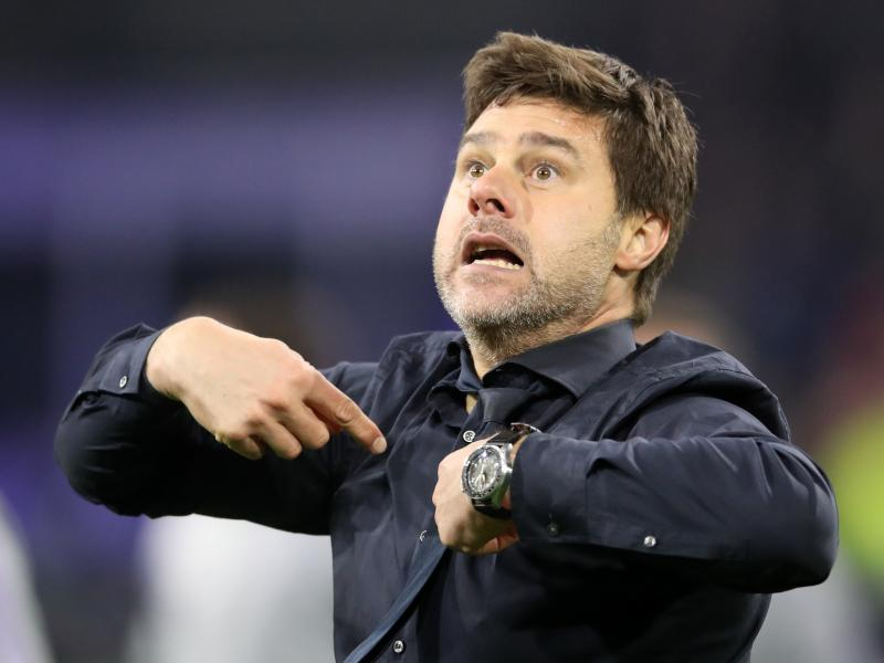 Juventus eye Pochettino as possible Allegri replacement