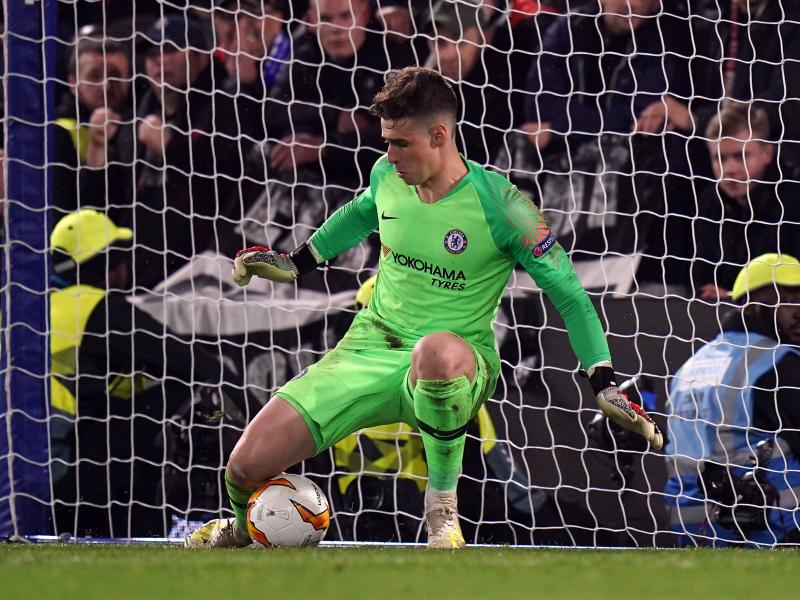 Kepa Arrizabalaga reveals club he might join when he leaves Chelsea