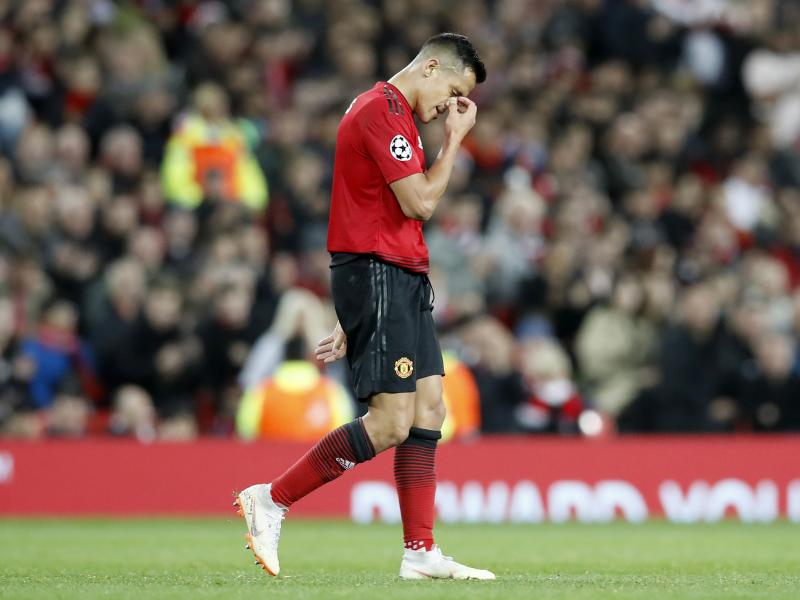 European giants battle for Sanchez's signature as he nears United exit
