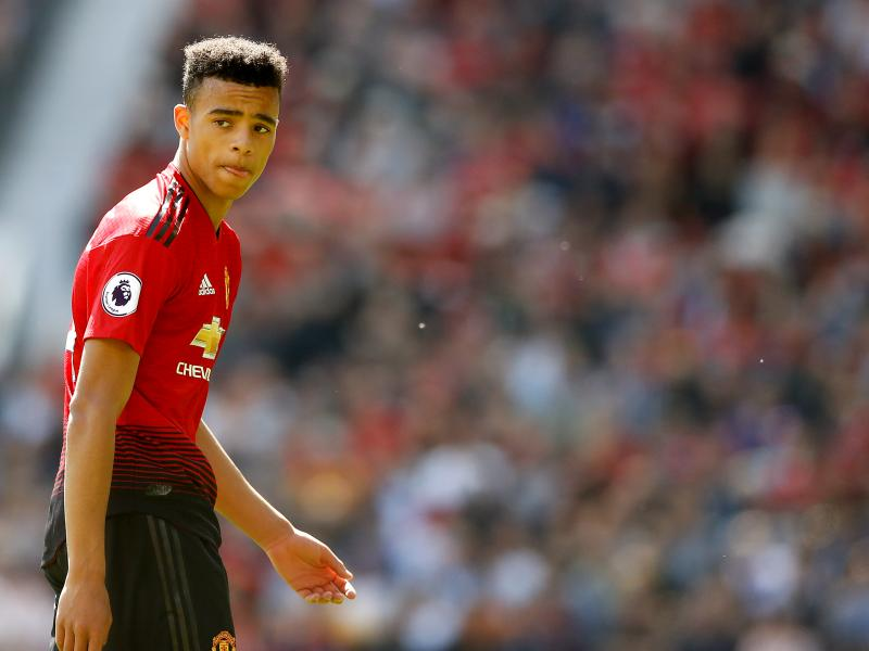 Mason Greenwood holds another record for Manchester United
