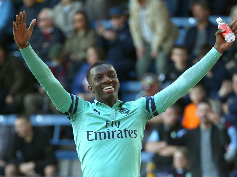Bristol City manager Lee Johnson says 'its complicated' to sign Eddie Nketiah