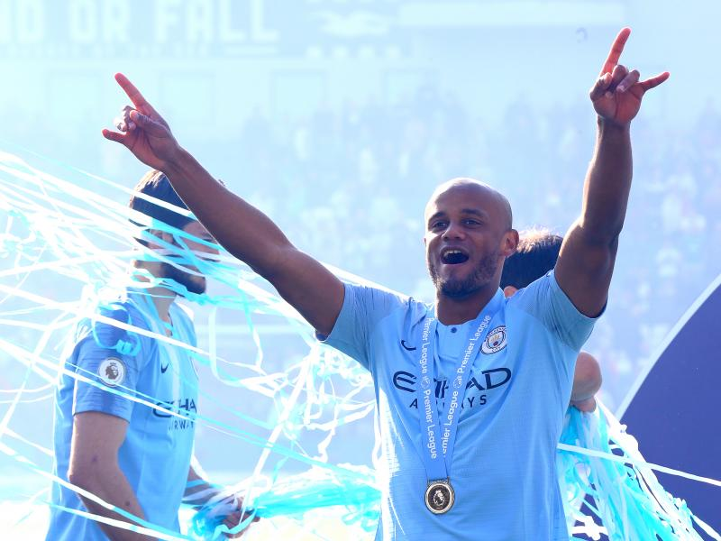 BREAKING: Vincent Kompany announces Manchester City exit