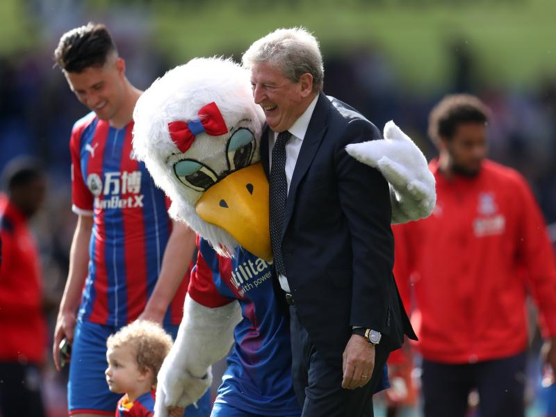 'I can't enlighten you' - Roy Hodgson coy on Wilfried Zaha's move