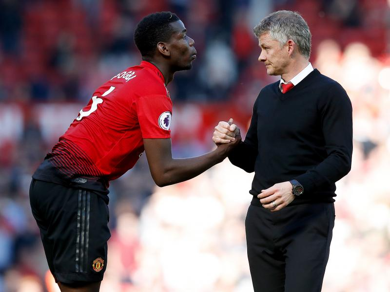 Ole Gunnar Solskjaer responds to Paul Pogba exit speculations