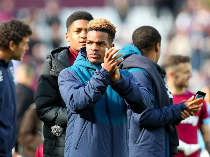 West Ham's Grady Diangana secures season-long loan deal to West Brom