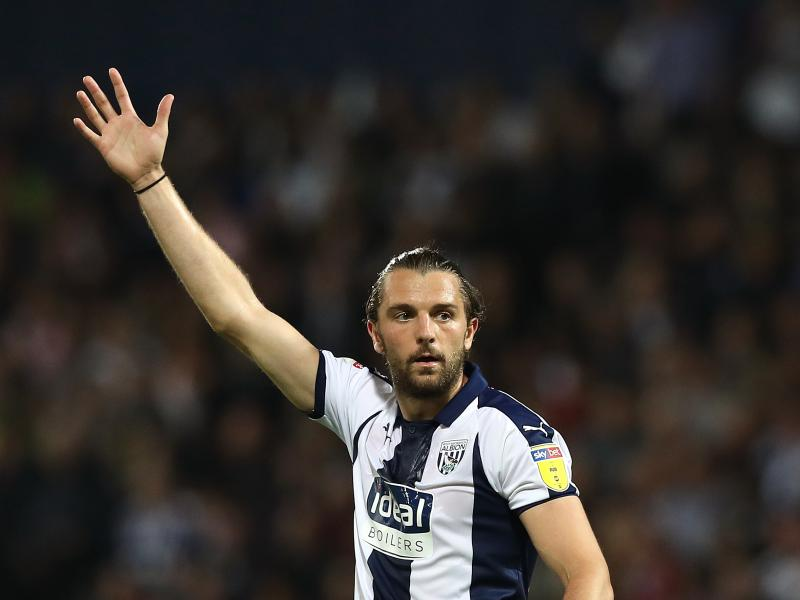 Leicester and Sheffield United battle it out for West Brom's Jay Rodriguez