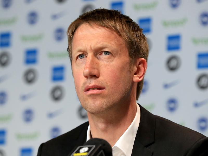 Graham Potter on Brighton & Hove Albion's new signing Danny Welbeck