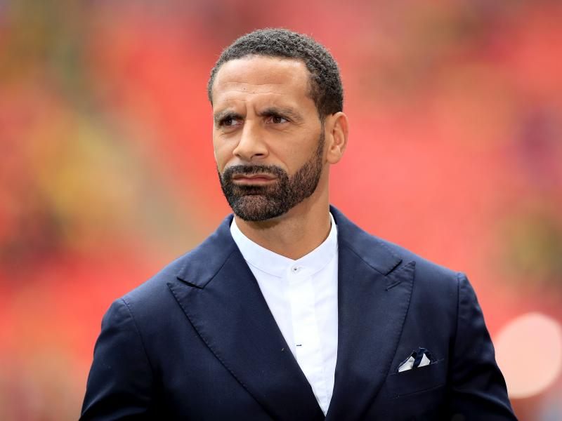 Rio Ferdinand responds to reports linking him with Man United return