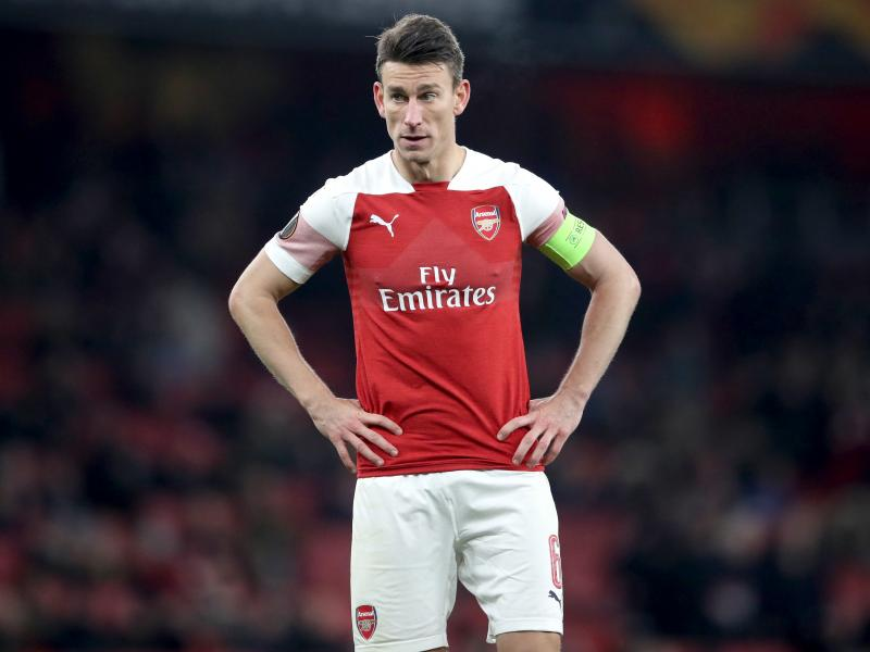 Arsenal legend slams Koscielny's representatives