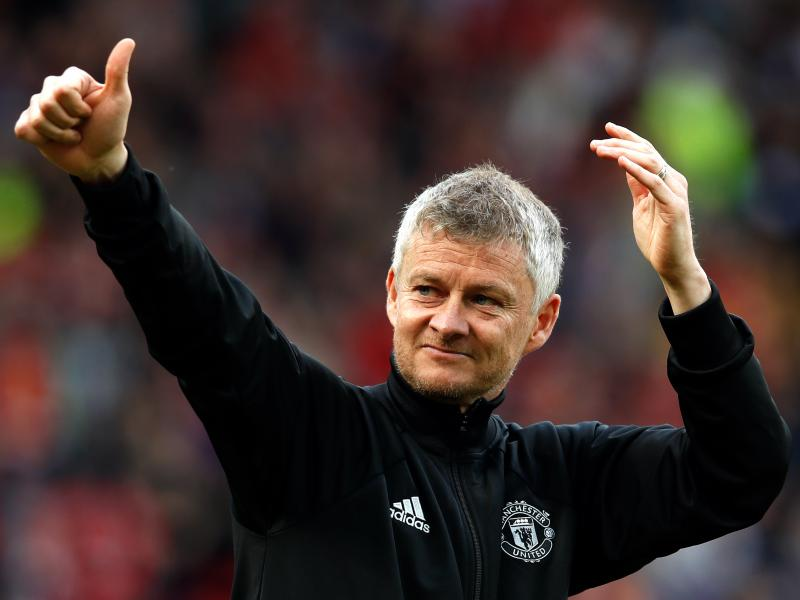 Ole Gunnar Solskjaer receives Rio Ferdinand backing