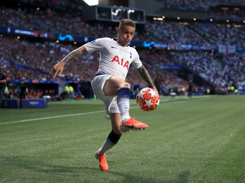 Napoli open talks with Tottenham's Trippier