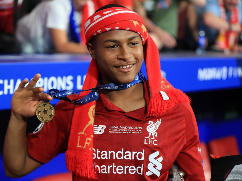 Jurgen Klopp opens up about Rhian Brewster's role at Liverpool