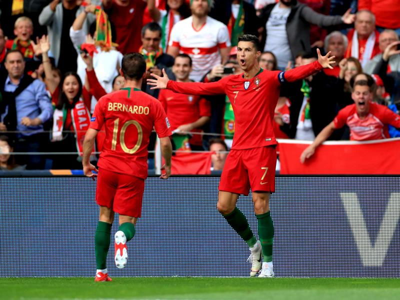 Nations League: Ronaldo the hat trick hero as Portugal advances to the finals