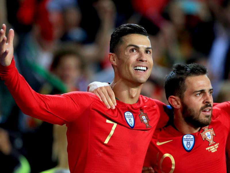 Ronaldo's message to Portugal fans ahead of Nations League final