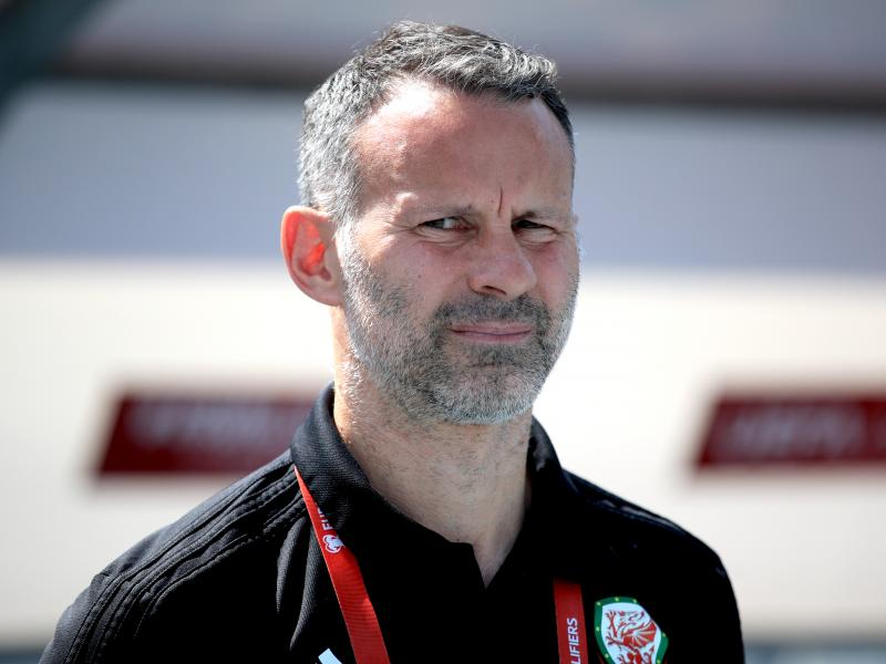 Ryan Giggs reveals dressing room message to his players after Croatia loss