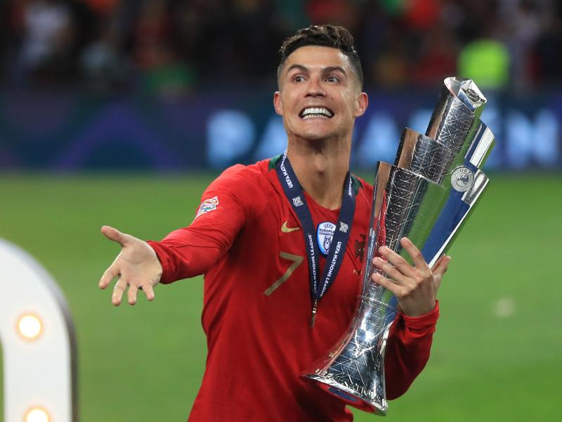 WATCH: Ronaldo wins Nations League goal of the tournament
