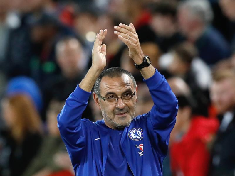 BREAKING: Chelsea confirm Maurizio Sarri is leaving the club