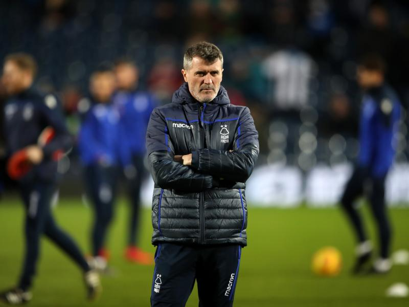 Roy Keane quits Nottingham Forest role