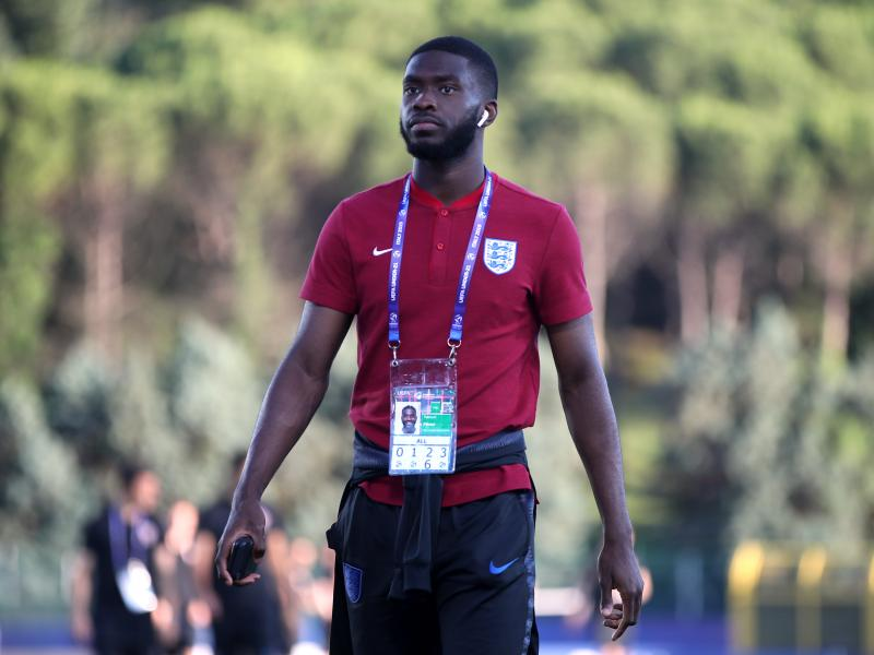 Tomori reveals why he settled for England