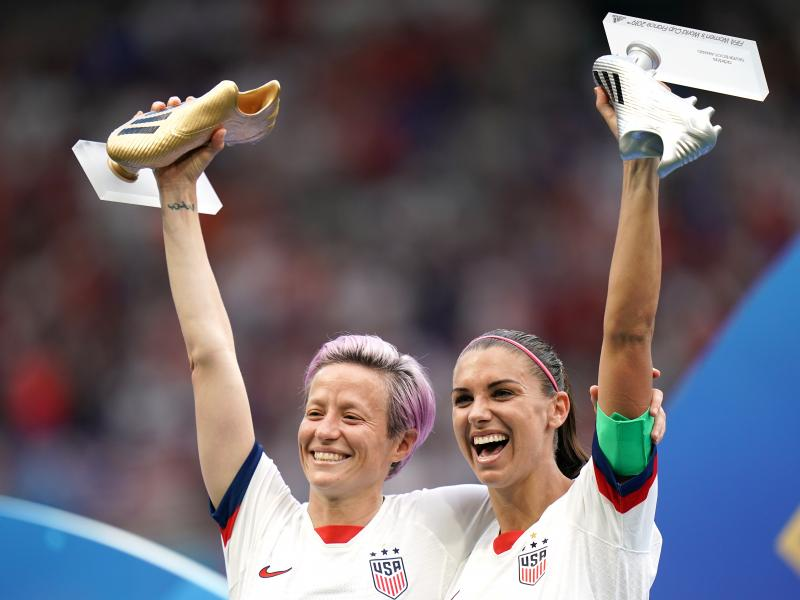 Watch Nike's inspiring ad that was released seconds after USA clinched women's World Cup title