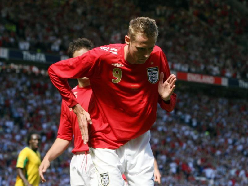 Peter Crouch reveals all-time dream team of former teammates