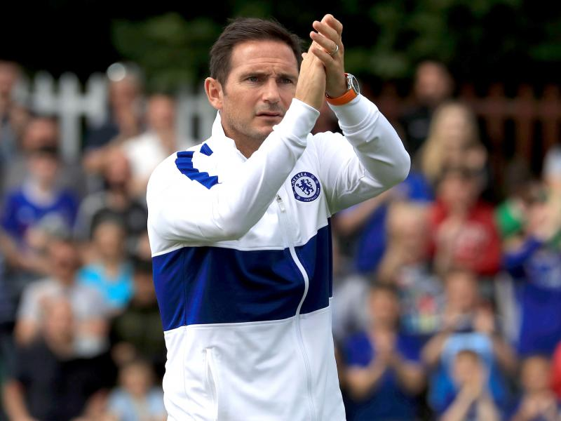 Chelsea, Lampard suffer first preseason defeat