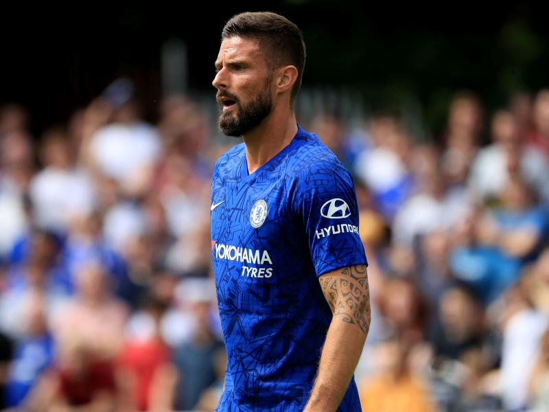 Olivier Giroud reveals what has impressed him under Frank Lampard