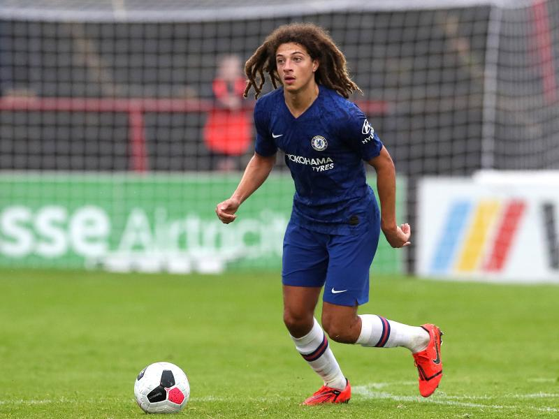 Chelsea's Ethan Ampadu completes loan move to RB Leipzig