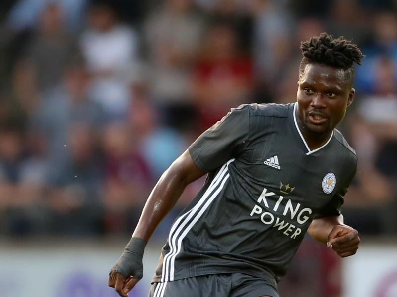 Fulham inquire about Daniel Amartey before transfer deadline