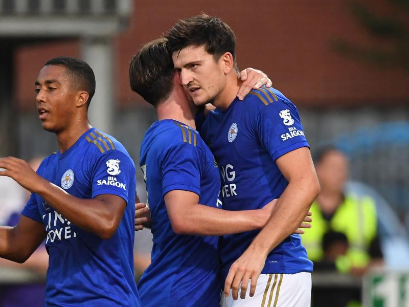 Ole Gunnar hints at Harry Maguire starting against Chelsea next week