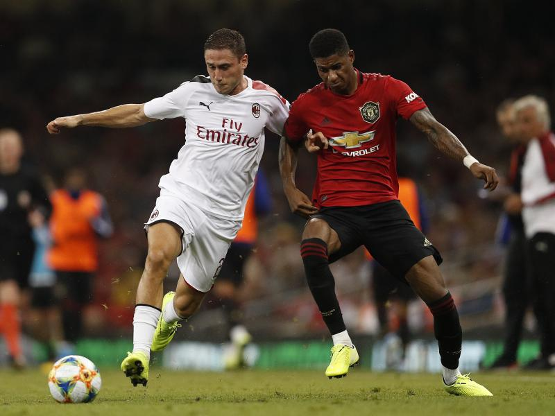 💯Manchester United ends pre-season tour with 100% win record