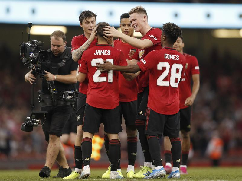 Revealed: Manchester United squad to face Crystal Palace
