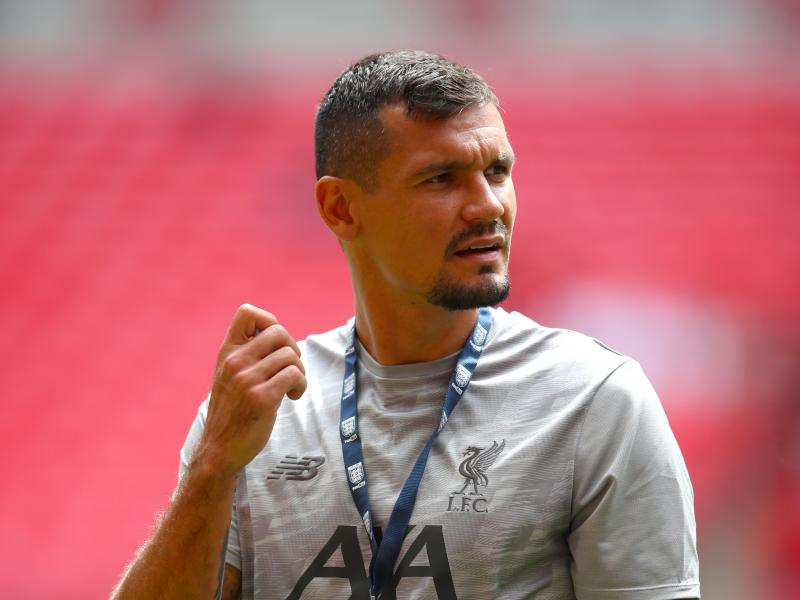 Roma in talks with Liverpool over Lovren transfer