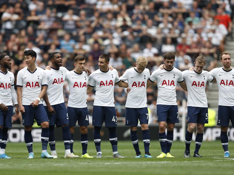 Revealed: Tottenham Hotspur squad to face Manchester City