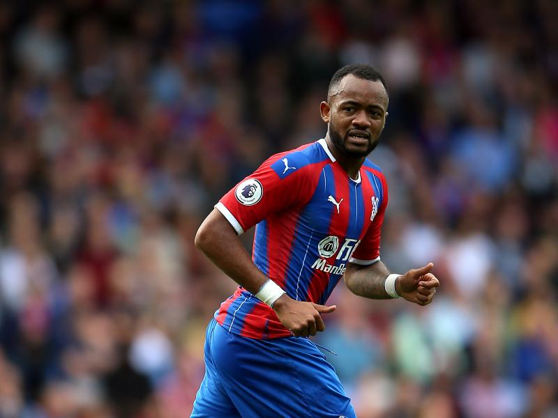 Palace fans hand Ghana's Ayew Man of the Match