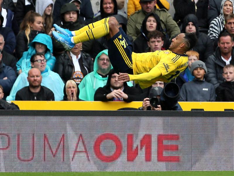 Aubameyang yet to sign a new deal despite Arsenal offering an extension