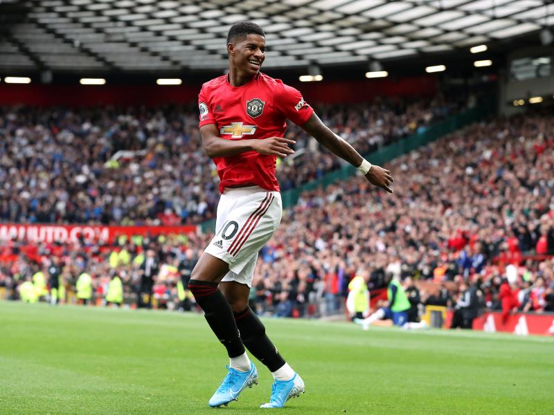 In-form Rashford can hold key to United's improving season