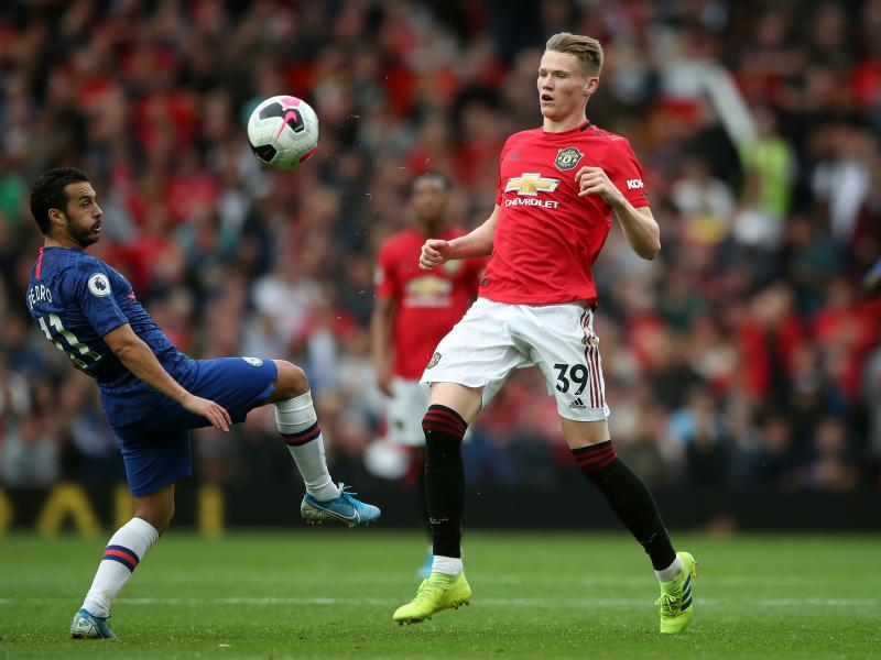 Scott McTominay reveals his favorite player between Cristiano Ronaldo and Lionel Messi