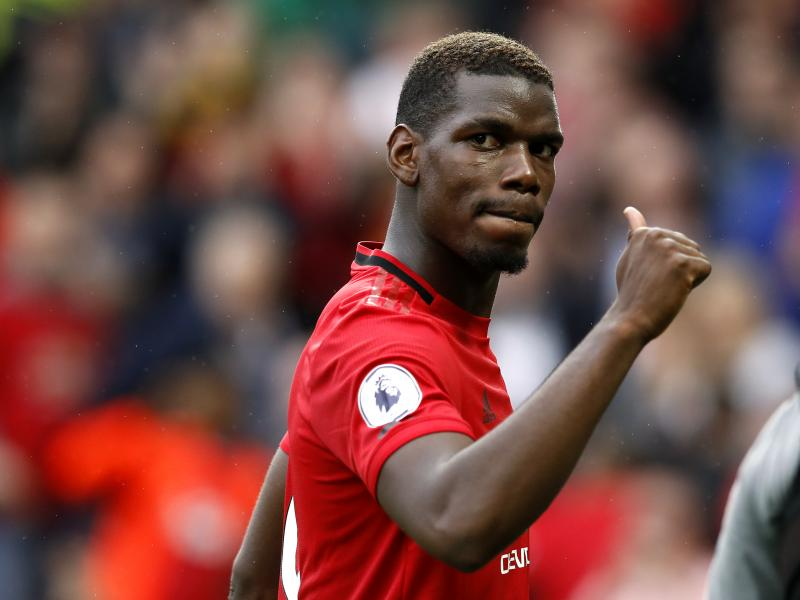 Paul Pogba provides an injury update ahead of Astana clash