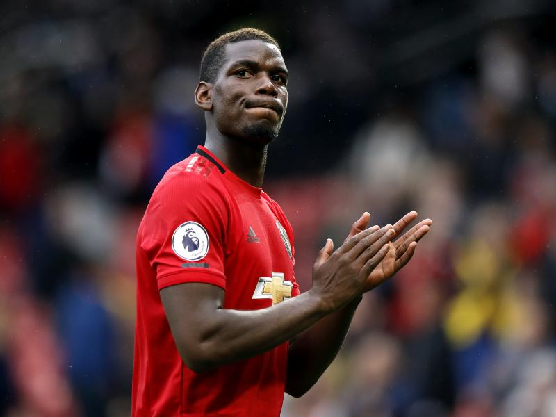 Paul Pogba hints at his Manchester United return with new injury update
