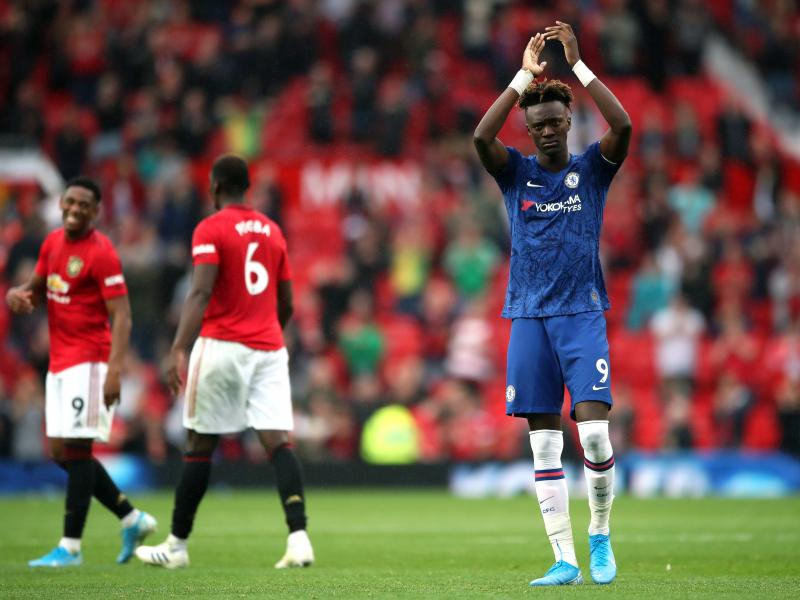 Pedro backs Tammy Abraham to be Chelsea's standout star