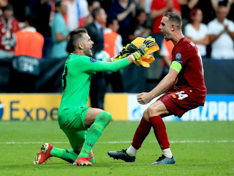 Liverpool boss Klopp does not blame Adrian for Champions League defeat