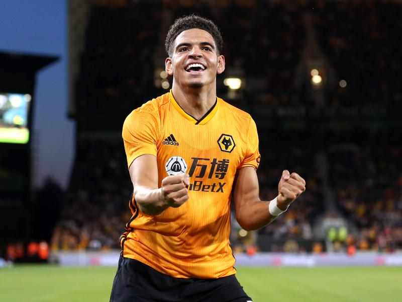 From Wolves Academy to Europa League: Morgan Gibbs-White