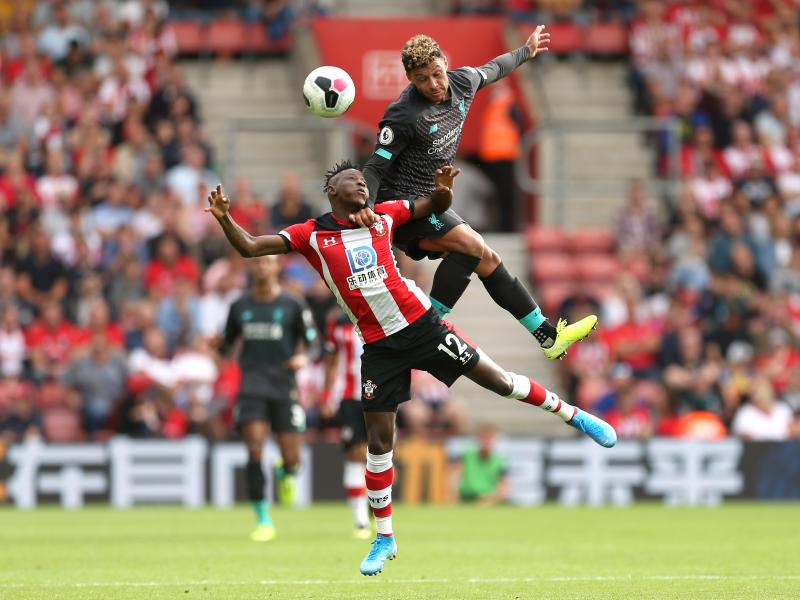 Hasenhuttl was impressed by Moussa Djenepo in Southampton's game against Liverpool