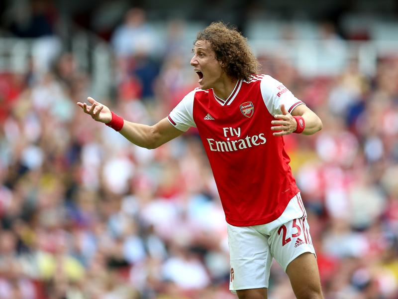 David Luiz opens up on talks with Frank Lampard before joining Arsenal