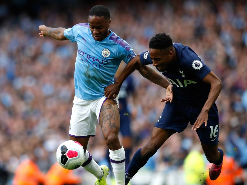 VAR denies Jesus as Manchester City share spoils with Tottenham