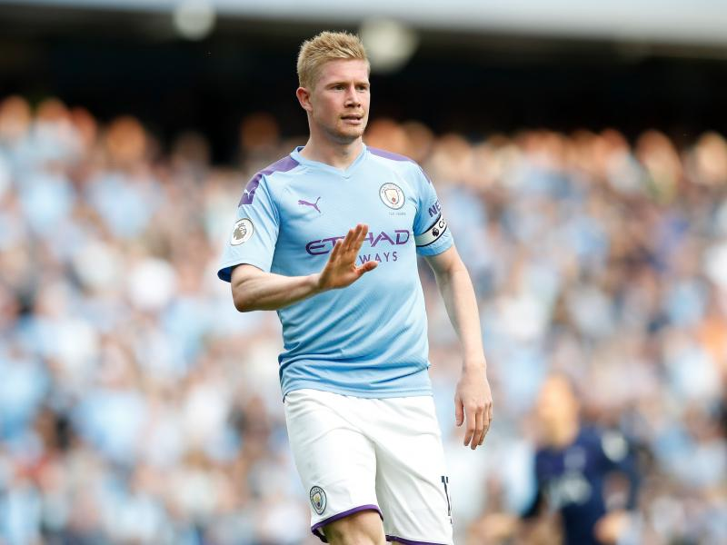 Kevin De Bruyne asked if he is currently the planet's best player